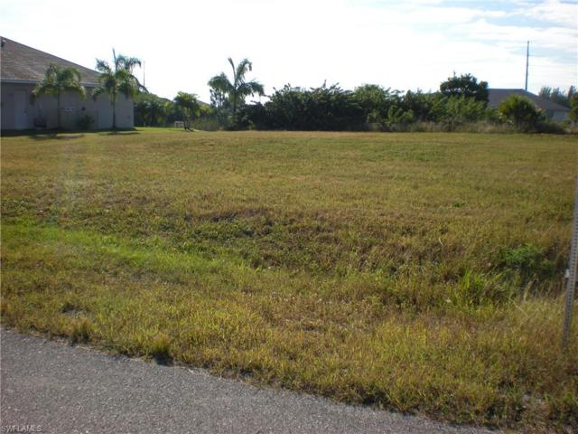 720 NW 9th St, Cape Coral, FL 33993 (MLS #219049531) :: RE/MAX Realty Team