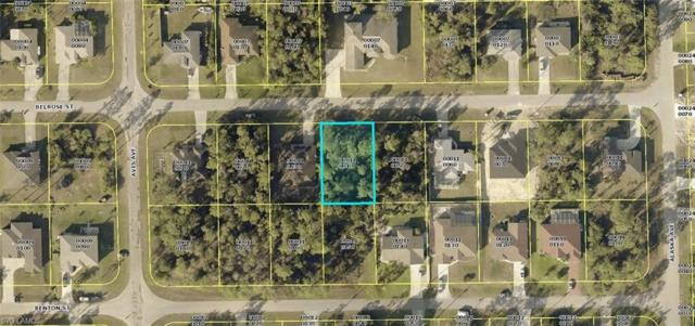 5547 Belrose St, Lehigh Acres, FL 33971 (MLS #219049731) :: RE/MAX Realty Team