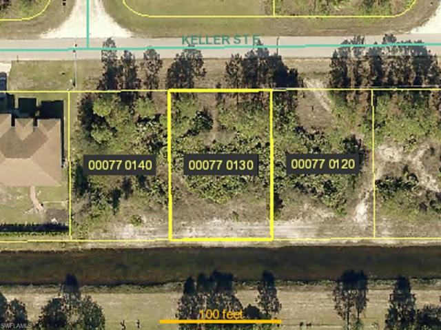 636 Keller St E, Lehigh Acres, FL 33974 (MLS #219050012) :: Palm Paradise Real Estate