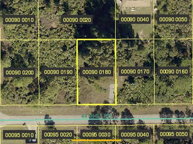 3214 44th St SW, Lehigh Acres, FL 33976 (MLS #219050022) :: Palm Paradise Real Estate