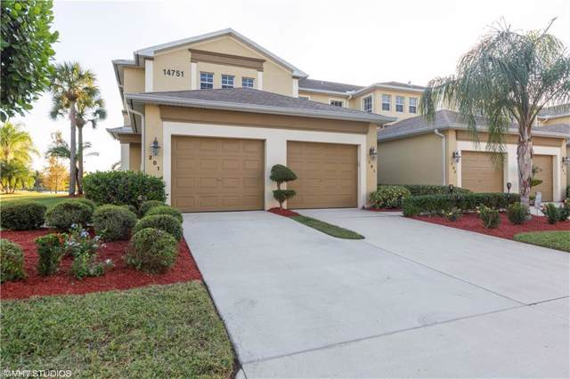 14751 Calusa Palms Dr #201, Fort Myers, FL 33919 (MLS #219050708) :: #1 Real Estate Services