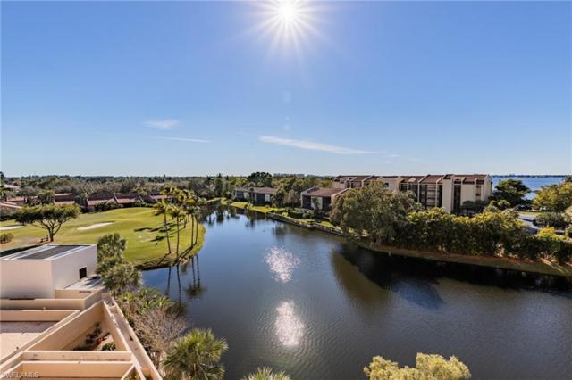 5260 S Landings Dr #604, Fort Myers, FL 33919 (#219050909) :: The Dellatorè Real Estate Group