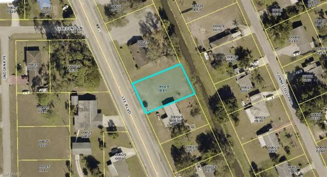 122 Lee Blvd, Lehigh Acres, FL 33936 (MLS #219051005) :: Sand Dollar Group