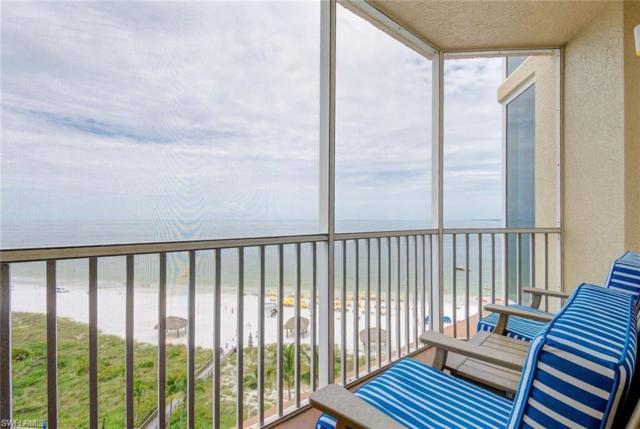 200 Estero Blvd #810, Fort Myers Beach, FL 33931 (MLS #219051382) :: Royal Shell Real Estate