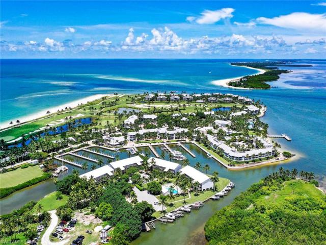 606 Marina Villas, Captiva, FL 33924 (MLS #219051837) :: Royal Shell Real Estate