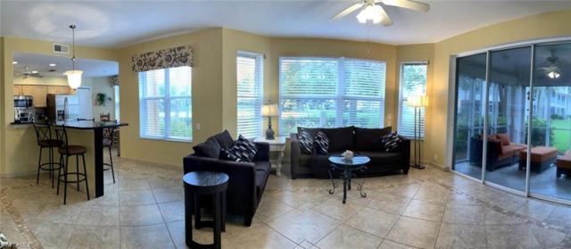 16411 Millstone Cir #101, Fort Myers, FL 33908 (MLS #219053745) :: Royal Shell Real Estate