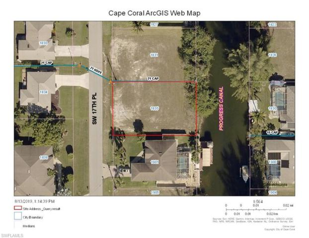 1835 SW 17th Pl, Cape Coral, FL 33991 (MLS #219054148) :: RE/MAX Realty Team