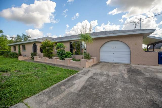177 Carlisle Ave S, Lehigh Acres, FL 33974 (MLS #219054175) :: Sand Dollar Group