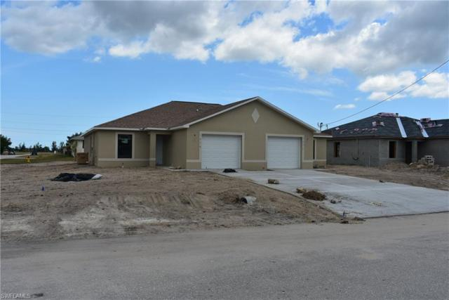 1123/1125 SW 8th Pl, Cape Coral, FL 33991 (MLS #219054264) :: RE/MAX Realty Team