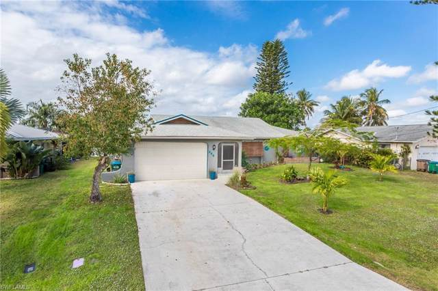 244 SE 20th Pl, Cape Coral, FL 33990 (MLS #219057845) :: #1 Real Estate Services