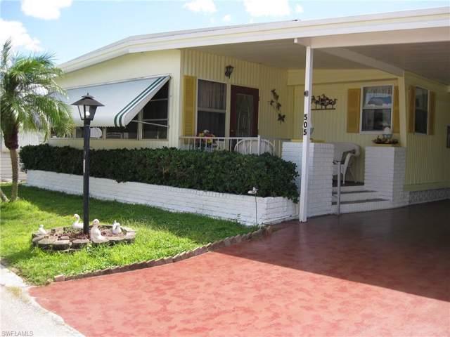 505 Crampton Ln, North Fort Myers, FL 33903 (MLS #219058077) :: Clausen Properties, Inc.