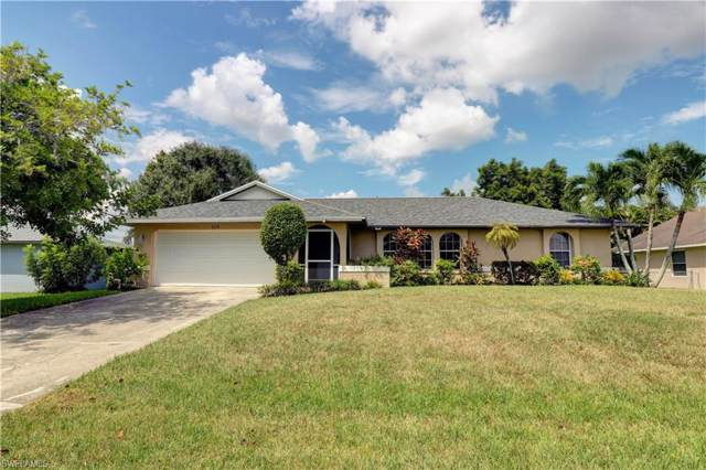 629 SW 36th St, Cape Coral, FL 33914 (MLS #219059527) :: Royal Shell Real Estate