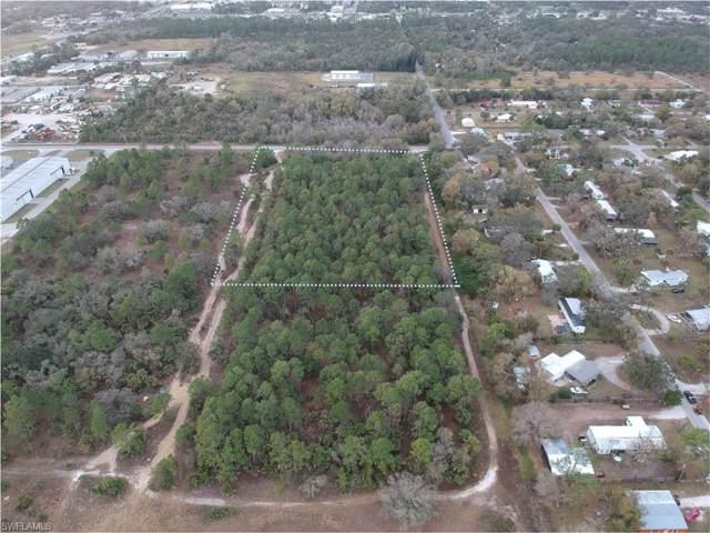715 S Elm St, Labelle, FL 33935 (MLS #219060049) :: Royal Shell Real Estate
