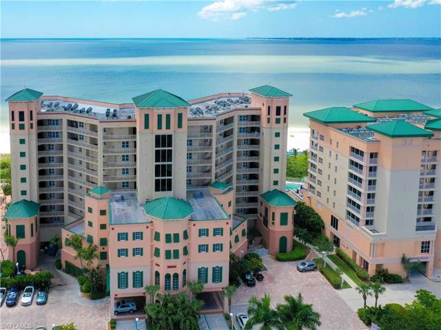 200 Estero Blvd #605, Fort Myers Beach, FL 33931 (MLS #219060063) :: Royal Shell Real Estate