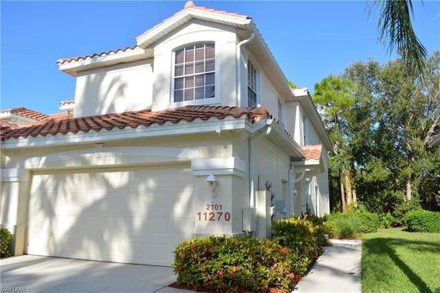 11270 Jacana Court #2101, Fort Myers, FL 33908 (MLS #219060071) :: #1 Real Estate Services