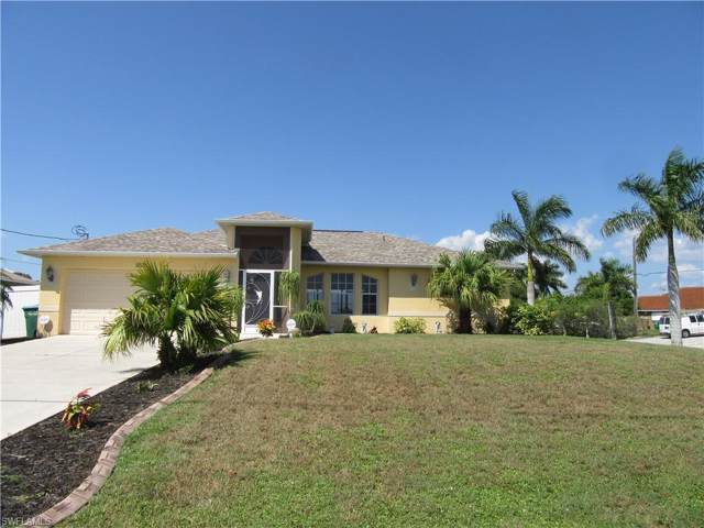 1001 NW 15th Ter, Cape Coral, FL 33993 (#219060527) :: Royal Shell Real Estate, Inc.