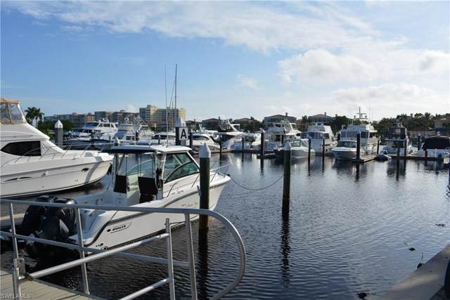 38 Ft. Boat Slip At Gulf Harbour A-1, Fort Myers, FL 33908 (#219060612) :: Southwest Florida R.E. Group Inc