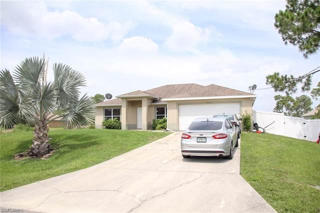 1823 Ridgemoor St, Lehigh Acres, FL 33972 (MLS #219060615) :: Clausen Properties, Inc.