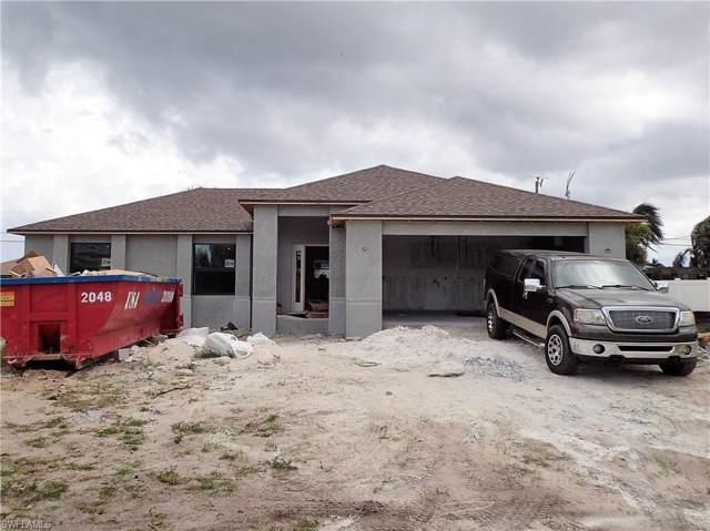 421 NE 18th Ave, Cape Coral, FL 33909 (MLS #219060723) :: Royal Shell Real Estate