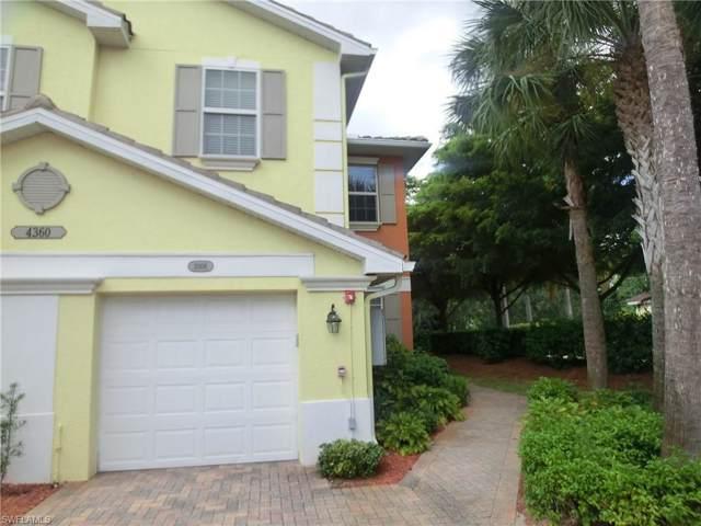 4360 Lazio Way #1008, Fort Myers, FL 33901 (#219060752) :: The Dellatorè Real Estate Group