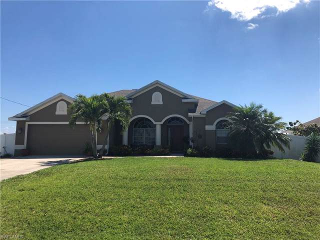 407 NW 32nd Pl, Cape Coral, FL 33993 (MLS #219060839) :: Royal Shell Real Estate