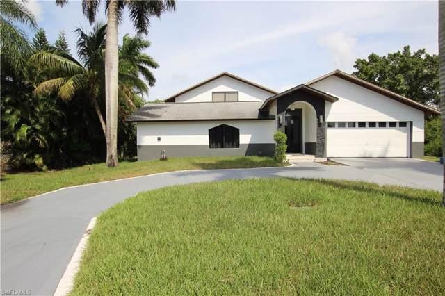 95 Schneider Dr, Fort Myers, FL 33905 (MLS #219060908) :: Royal Shell Real Estate