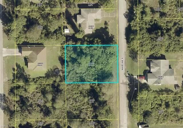 220 Baize Ave S, Lehigh Acres, FL 33974 (#219060981) :: Royal Shell Real Estate, Inc.