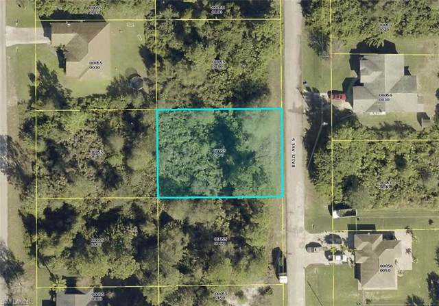222 Baize Ave S, Lehigh Acres, FL 33974 (#219060984) :: Royal Shell Real Estate, Inc.