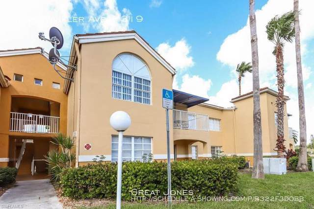 3407 Winkler Ave #319, Fort Myers, FL 33916 (MLS #219061021) :: The Riley Smith Group