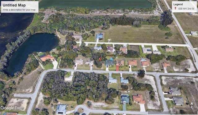 835 NW 2nd St, Cape Coral, FL 33993 (#219061281) :: Jason Schiering, PA