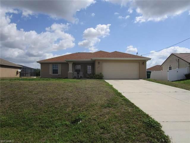 2105 NE 4th Ave, Cape Coral, FL 33909 (#219061306) :: Jason Schiering, PA
