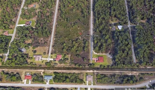 1207 Michael Ave, Lehigh Acres, FL 33972 (MLS #219061346) :: Clausen Properties, Inc.