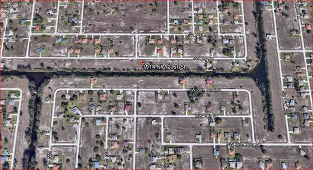 1914 NW 21st Pl, Cape Coral, FL 33993 (MLS #219061351) :: Clausen Properties, Inc.