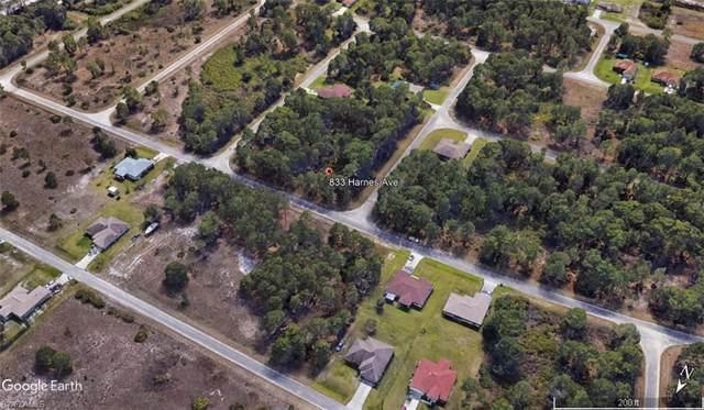 833 Harnes Ave S, Lehigh Acres, FL 33974 (#219061371) :: Royal Shell Real Estate, Inc.