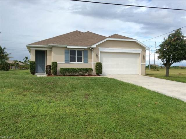 1801 NW 7th Ter, Cape Coral, FL 33993 (#219061545) :: Jason Schiering, PA
