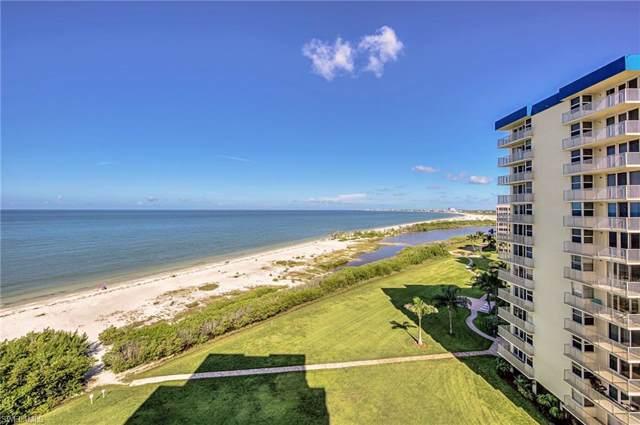 7360 Estero Blvd #807, Fort Myers Beach, FL 33931 (#219061546) :: The Dellatorè Real Estate Group