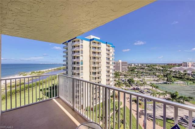 7360 Estero Blvd #808, Fort Myers Beach, FL 33931 (#219061547) :: The Dellatorè Real Estate Group