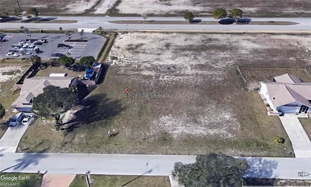 3528 SW 15th Pl, Cape Coral, FL 33914 (MLS #219061600) :: Clausen Properties, Inc.
