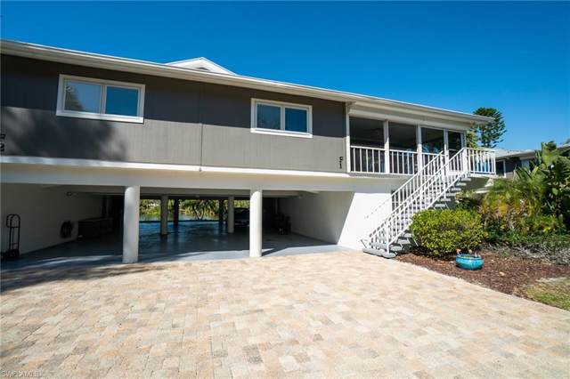 1350 Middle Gulf Dr 1F, Sanibel, FL 33957 (MLS #219061622) :: RE/MAX Realty Team