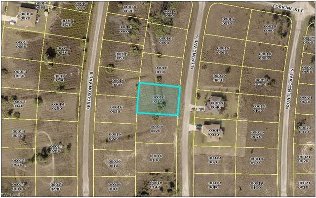 734 Fleming Ave S, Lehigh Acres, FL 33974 (MLS #219061746) :: Clausen Properties, Inc.