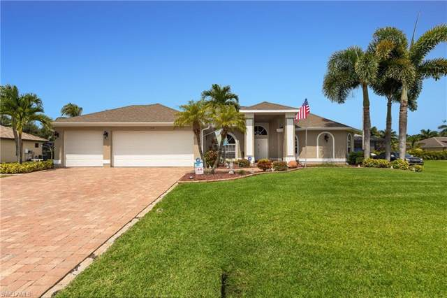1719 SW 52nd Ter, Cape Coral, FL 33914 (MLS #219061810) :: #1 Real Estate Services