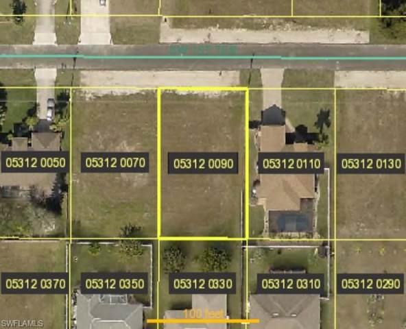 3740 SW 1st Ter, Cape Coral, FL 33991 (MLS #219061989) :: Clausen Properties, Inc.