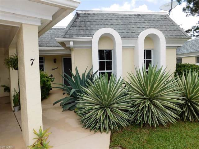 7 Park Lane Cir, Lehigh Acres, FL 33936 (MLS #219062208) :: RE/MAX Realty Team