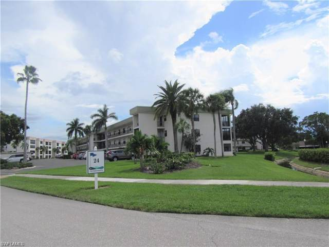1747 Pebble Beach Dr #302, Fort Myers, FL 33907 (MLS #219062310) :: #1 Real Estate Services