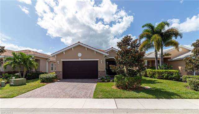 3467 Crosswater Dr, North Fort Myers, FL 33917 (#219062357) :: The Dellatorè Real Estate Group
