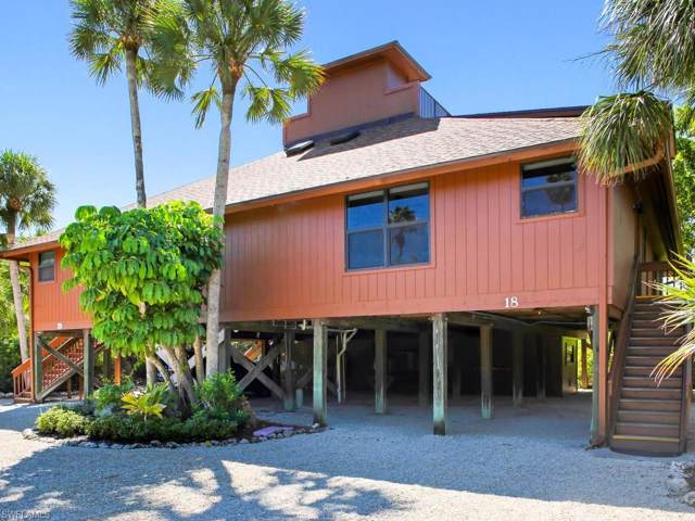 1811 Olde Middle Gulf Dr #18, Sanibel, FL 33957 (#219063317) :: The Dellatorè Real Estate Group