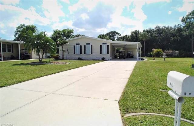 14533 Lara Cir, North Fort Myers, FL 33917 (MLS #219063973) :: The Naples Beach And Homes Team/MVP Realty