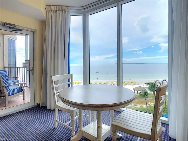 200 Estero Blvd #502, Fort Myers Beach, FL 33931 (MLS #219064900) :: Kris Asquith's Diamond Coastal Group