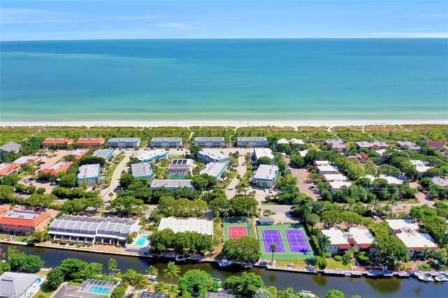 827 E Gulf Dr H5, Sanibel, FL 33957 (#219065017) :: The Dellatorè Real Estate Group