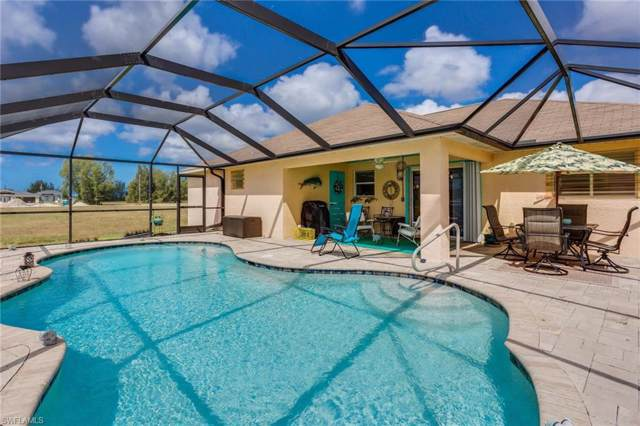4124 NW 22nd Ter, Cape Coral, FL 33993 (MLS #219065183) :: SandalPalms Group